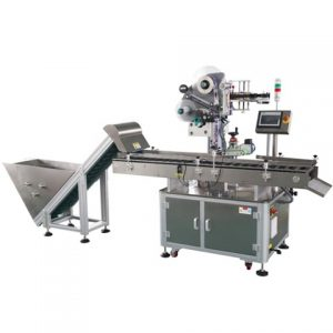 Square Tin Cans Labeling Machine