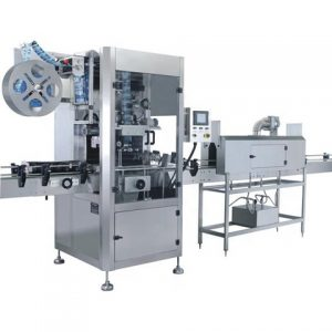 Labeling Machine For Essential Oil