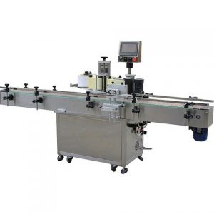 Double Sides Labeling Machine For Square Bottle