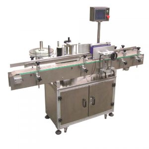 Top And Bottom Labeling Machine For Food