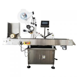 Auto Standard Labeling Machine For Top Bottom