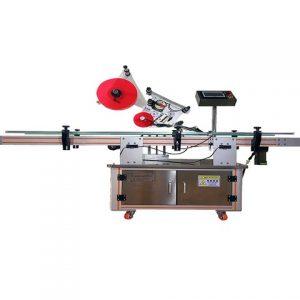 Mașină automată de fabricare a etichetelor cu manșon