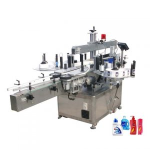 Wine Bottle Automatic Labeling Machine