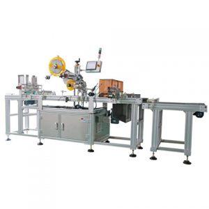 Machinery Automatic Sticker Bottle Labeling Machine