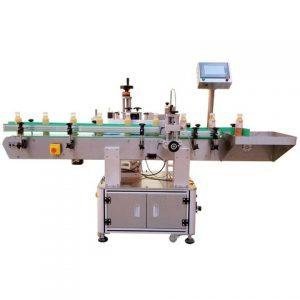 Mașină de etichetare orizontală a sticlei de penicilină lichidă orală