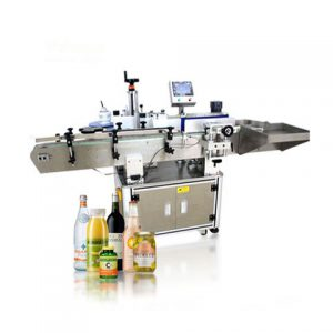 Self Adhesive Labeling Machine With Press Label Cylinder