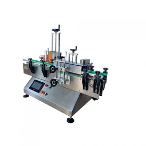 Stickers Battery Bottle Labeling Machine