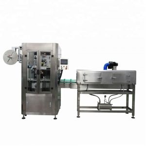 Wine Glass Bottle Labeling Machine Three Sides