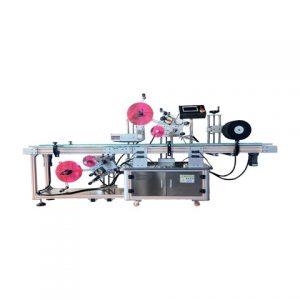 Cake Box Labeling Machine