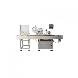 Double Sided Label Labeling Machine