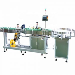 Accurate Round Bottle Labeling Machine