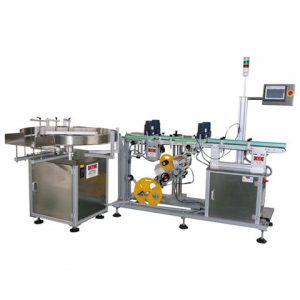 2021 High Speed Two Sides Labeling Machine