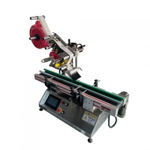 Rice Cans Labeling Machine