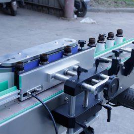 Detalii despre eticheta automată a sticlei rotunde verticale automate